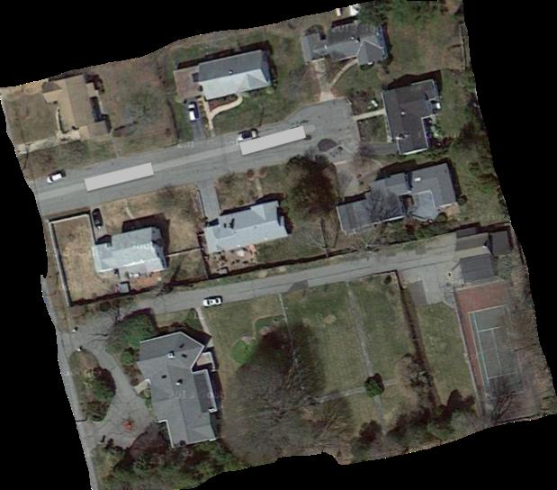 Our street-Neighbor's House